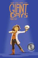 Giant Days Vol  8