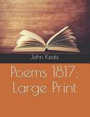 John Keats Books, John Keats poetry book