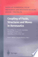 Coupling Of Fluids Structures And Waves In Aeronautics Book PDF