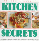 Kitchen Secrets Book