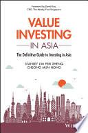 Value Investing in Asia Book