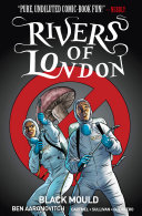 Rivers of London - Black Mould (complete collection)