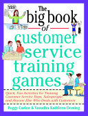 The Big Book of Customer Service Training Games Pdf/ePub eBook