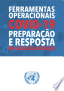 COVID 19 Preparedness and Response in Places of Detention  Portuguese language  Book