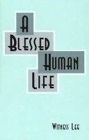A Blessed Human Life ebook