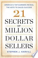 21 Secrets of Million Dollar Sellers