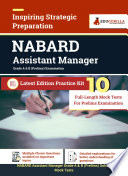 Read Online NABARD Assistant Manager (Grade A & B) Phase-1 Officer | 10 Mock Test + Subject-Wise Test For Free