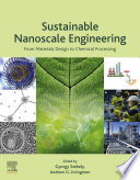 Sustainable Nanoscale Engineering Book