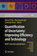 Quantification of Uncertainty: Improving Efficiency and Technology [Pdf/ePub] eBook