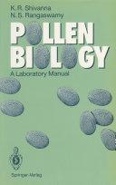 Pdf Pollen Biology Telecharger