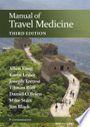 Manual Of Travel Medicine Book PDF