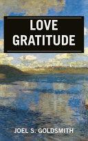 Love Gratitude