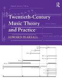 Pdf Twentieth-Century Music Theory and Practice Telecharger