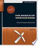 The Basics of Web Hacking Book