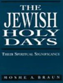 The Jewish Holy Days ebook