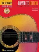 Hal Leonard Guitar Method Complete Edition Book PDF