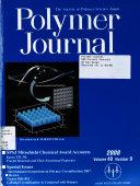 Polymer Journal Book
