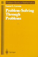 Problem Solving Through Problems