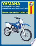 Haynes Yamaha 2-Stroke Motocross Bikes