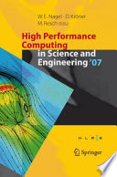 High Performance Computing In Science And Engineering 07 Book PDF