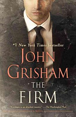 Book cover of 'The Firm' by John Grisham