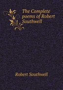 The Complete poems of Robert Southwell Pdf/ePub eBook