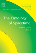 The Ontology of Spacetime