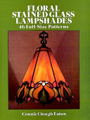 Floral Stained Glass Lampshades