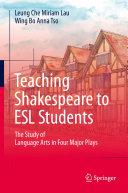 Teaching Shakespeare to ESL Students Pdf/ePub eBook