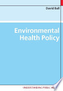 Ebook Environmental Health Policy