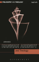 Pdf Hannah Arendt and Theology