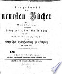 Leipziger Oster-Messe  : 1824,[1]
