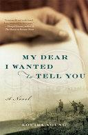 My Dear I Wanted to Tell You [Pdf/ePub] eBook
