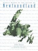 Pdf Family Names of the Island of Newfoundland