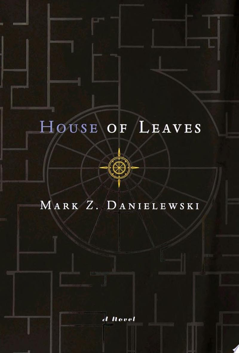 Mark Z. Danielewski's House of Leaves image