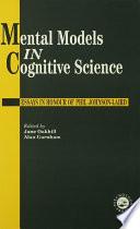 Mental Models In Cognitive Science Book