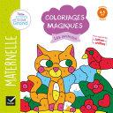 Pdf Coloriages magiques - Les animaux MS Telecharger