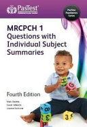 MRCPCH 1 Questions with Individual Subject Summaries