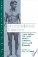 Musculoskeletal Disorders Book
