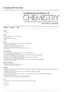 Australian Journal of Chemistry Book