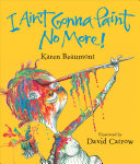 I Ain t Gonna Paint No More  Book