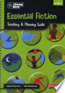 Essential Fiction - Teaching and Planning Guide