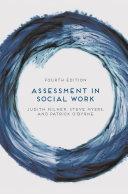 Cover of Assessment in Social Work