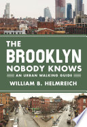 The Brooklyn Nobody Knows Book
