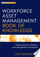 Workforce Asset Management Book Of Knowledge Book PDF