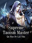 Supreme Taoism Master [Pdf/ePub] eBook