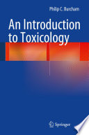 An Introduction To Toxicology Book PDF