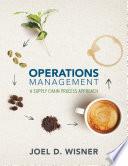 Operations Management Book PDF
