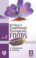 Nutrition in Traditional Therapeutic Foods