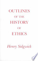 Outlines of the History of Ethics for English Readers